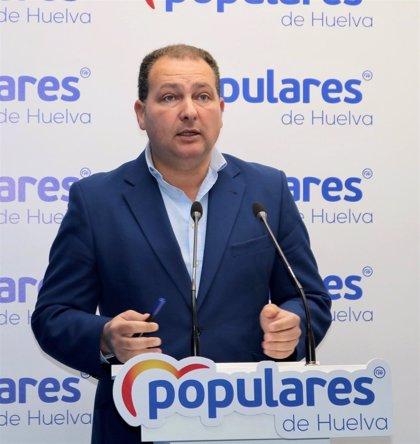"""El PP reclamará el """"apoyo total"""" de la Diputación de Huelva al sector de los berries, """"fundamental para la economía"""""""