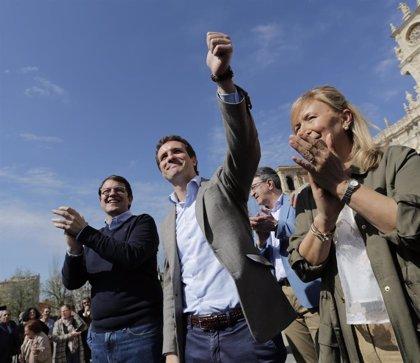 """AV.- Casado reivindica la España rural y compromete mejoras fiscales, en servicios y tecnología para no """"cerrar pueblos"""""""