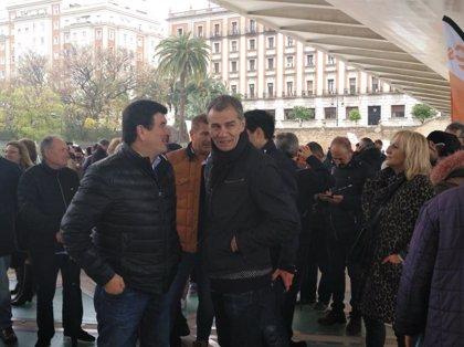 """Cantó espera que Ciudadanos crezca """"mucho más"""" porque las encuestas """"dicen que todavía hay muchos valencianos indecisos"""""""