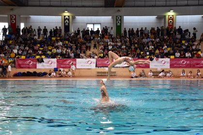 Més de 170 esportistes participen a les II Jornades Palmadona de Natació Artística a Son Hugo