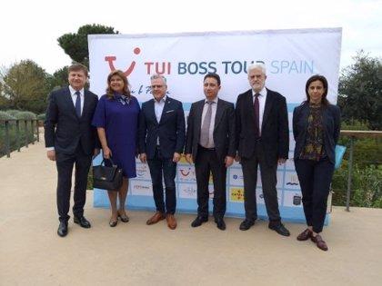 La operadora turística TUI Russia & CIS elige la Costa Daurada para expandirse por España