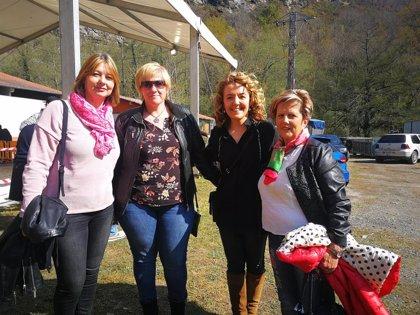 Mallada (PP) se compromete a apoyar el reconocimiento de la raza equina de la montaña asturiana