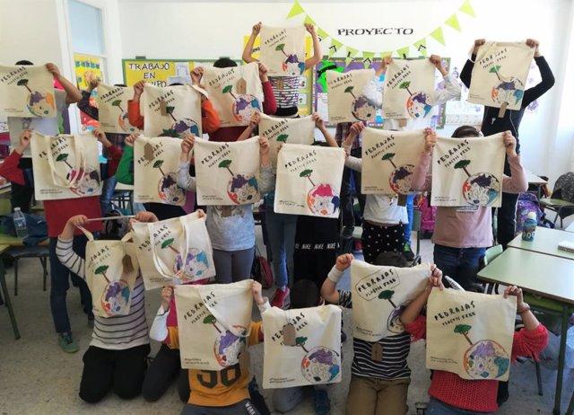 'Proyecto Salacia' Transforma A Los Niños De Pedrajas De San Esteban (Valladolid