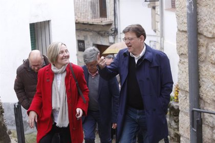 """Puig defiende """"intensificar"""" la estrategia socialista contra la despoblación """"para que el mundo rural siga vivo"""""""