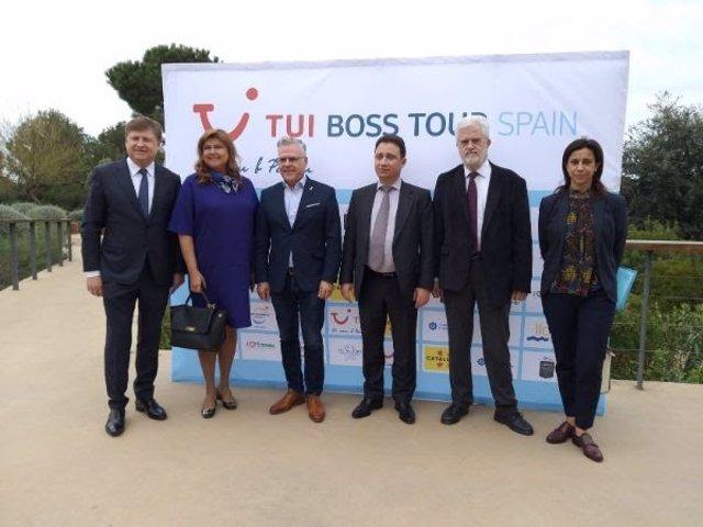 L'operadora turística TUI Russia & CIS tria la Costa Daurada per expandir-se