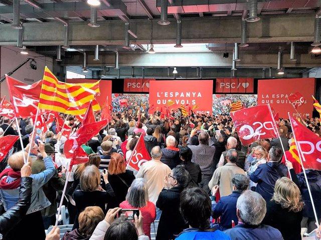 """28A.- Batet assegura que el PSOE no dóna """"carnets de bons i mals catalans i espa"""