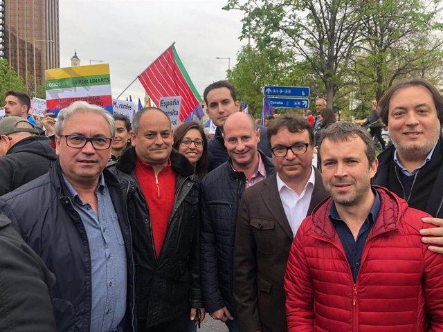 """Jaén.- PSOE afirma que el """"gran reto"""" de la provincia es """"mantener vivos sus 97"""