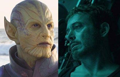 La teoría que pone patas arriba Vengadores Endgame: ¿Y si Iron Man es en realidad un Skrull?