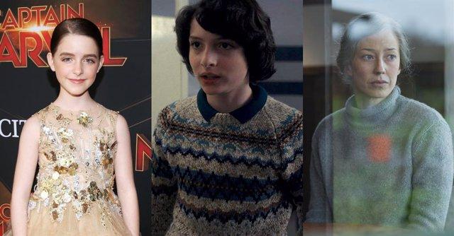 DOMINGO McKenna Grace, Finn Wolfhard y Carrie Coon protagonizarán Cazafantasmas