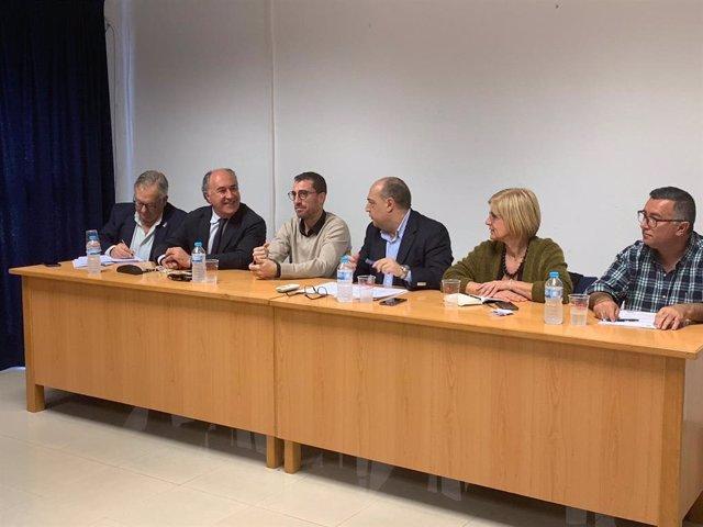 """Cádiz.- PP traslada el """"compromiso de defensa"""" de pescadores gaditanos """"desde la"""