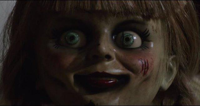 La muñeca diabólica lleva el horror a los Warren en el primer tráiler de Annabel
