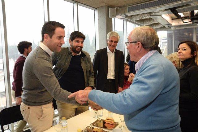 García Egea asegura que el PP llevará un pacto nacional del agua a las Cortes si