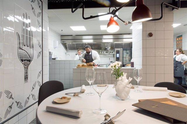 El chef Juan Carlos Ferrando inaugura \