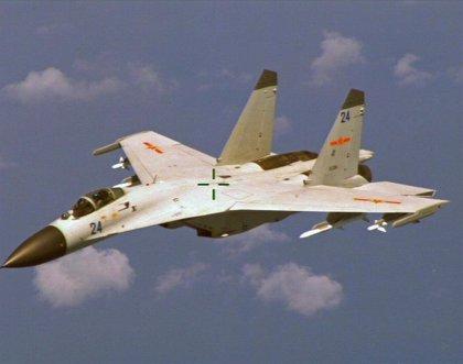 Taiwán envía aviones de combate ante la incursión de dos aviones chinos en su espacio aéreo