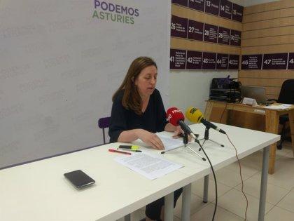 """Podemos pide a Barbón que explique """"qué hizo la FSA por el Valle del Nalón"""""""