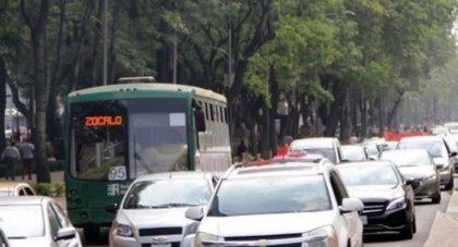 Ciudad de México, declarada en contingencia ambiental por los elevados niveles de ozono