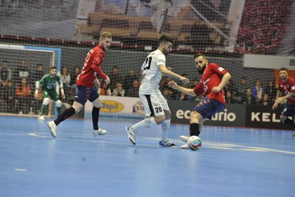 Ribera Navarra se afianza en los 'playoffs' tras ganar a Osasuna