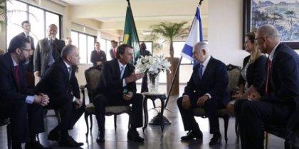 """Brasil abre una oficina comercial en Jerusalén que """"forma parte"""" de su Embajada"""