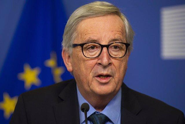 Brexit.- Juncker dice que no cree que vaya a haber acuerdo esta semana para una