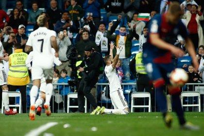 Benzema tumba a un valiente Huesca