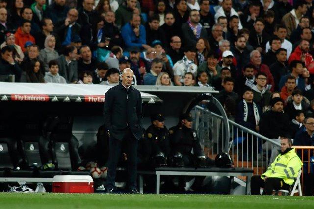 Soccer: La Liga - Real Madrid v Huesca