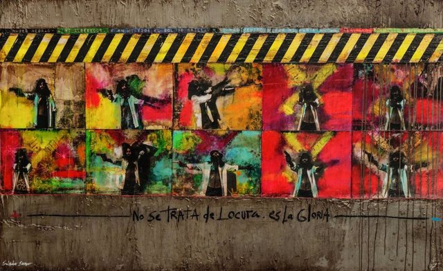 La visión satírica de José Luis Samper sobre el Ingenioso Hidalgo llega a Daimie