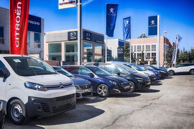 La venda de cotxes usats a Balears baixa un 8,4%, segons Faconauto
