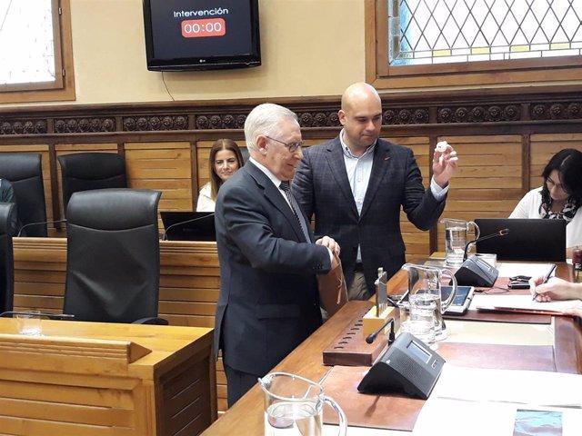 Pleno Extraordinario Sorteo Composición Mesas Electorales de Gijón