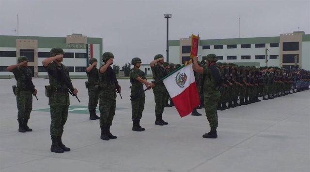 """La Secretaría de Defensa de México """"desconoce"""" los enfrentamientos del Ejército"""
