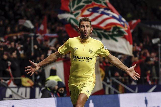 Spain Copa del Rey - Atletico de Madrid vs Girona FC