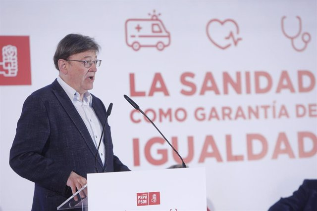 Puig anuncia que iniciará el rescate del Departamento de Salud de la Marina Alta