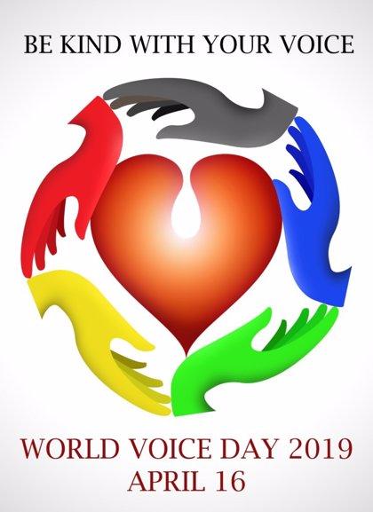 La SEORL celebra el Día Mundial de la Voz con la jornada 'Se amable con tu voz'