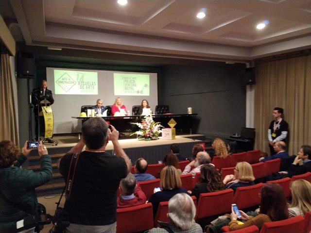 Granada.- Educación.- Escuelas de arte de Andalucía se dan cita en Motril en la