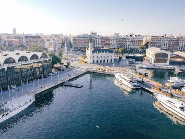 La Marina de Valencia se asocia a la red mundial de ciudades portuarias