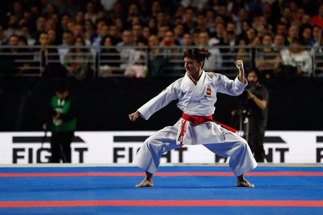 Karate: Karate World Championship 2018 - Madrid