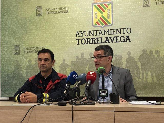 Torrelavega.- El Parque de Bomberos realizó 983 intervenciones en 2018