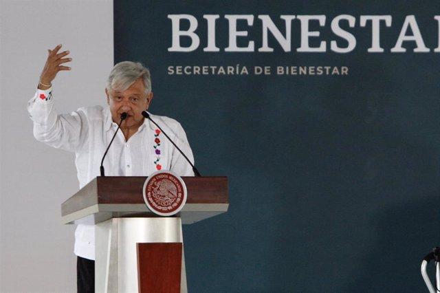 Obrador supports Welfare Program in Mexico