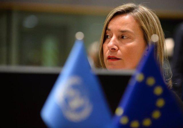 O.Próximo.- La UE mantiene sin cambios posición sobre Jerusalén pese al anuncio