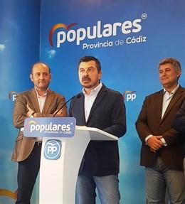 PP-A, tras la manifestación en Madrid, llevará a la FAMP la necesidad de potenci