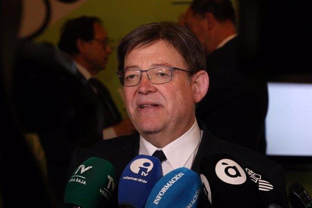 """Puig, sobre la reunión de Murcia por el trasvase: """"Las estrategias de confrontac"""