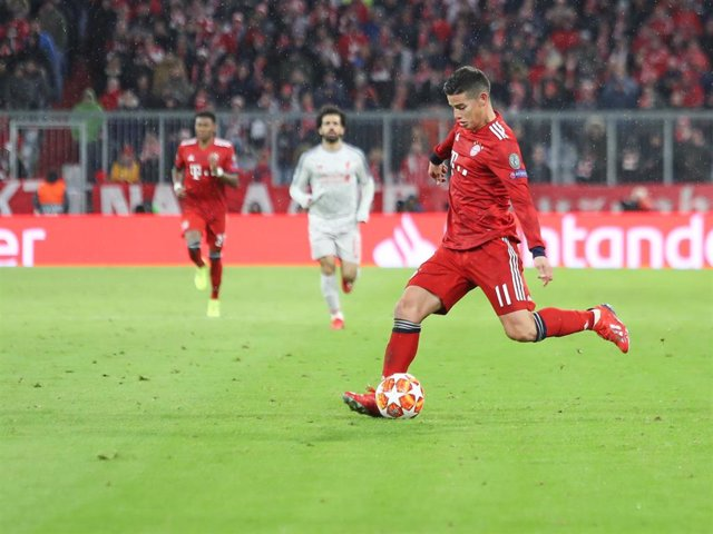 FOOTBALL - UEFA CHAMPIONS LEAGUE - 1/8 - BAYERN MUNICH v LIVERPOOL