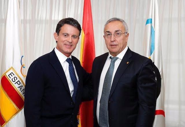 """Valls critica a Maragall per la seva visió de Barcelona """"allada del món i tanca"""