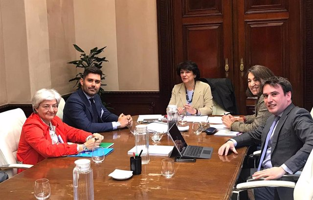 Fútbol.- AFE traslada a la Secretaría de Igualdad sus iniciativas para fomentar