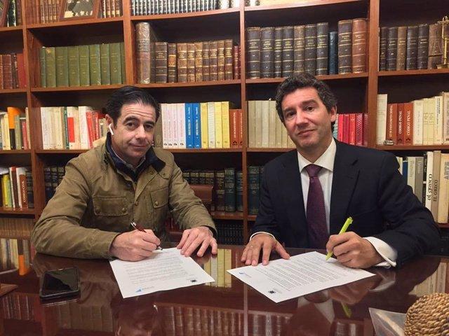 Sevilla.- Los hosteleros y la Fundación Ayesa acuerdan medidas para avanzar en l