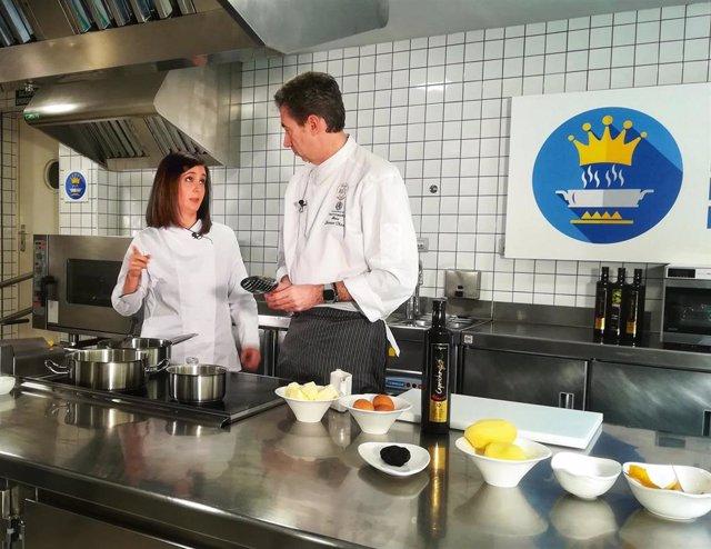 Navarra Televisión visita algunos de los mejores restaurantes de Navarra con su