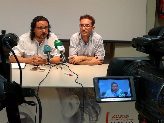 Cádiz.-Dirección provincial de IU respalda la dimisión de los concejales de El P