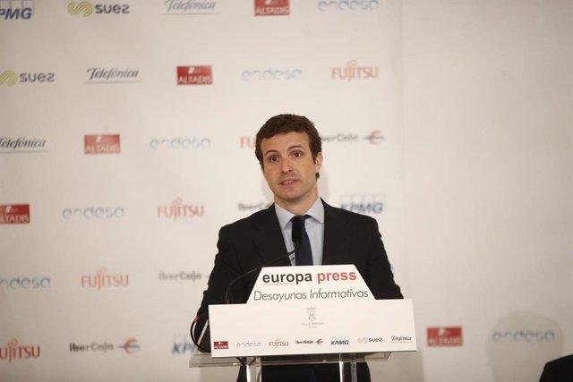 Casado tria Dolors Montserrat com a cap de cartell per a les eleccions europees