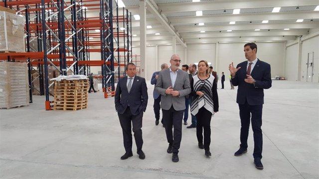 Tatoma y Logicinca amplían su actividad en el sector logístico gracias a la posi