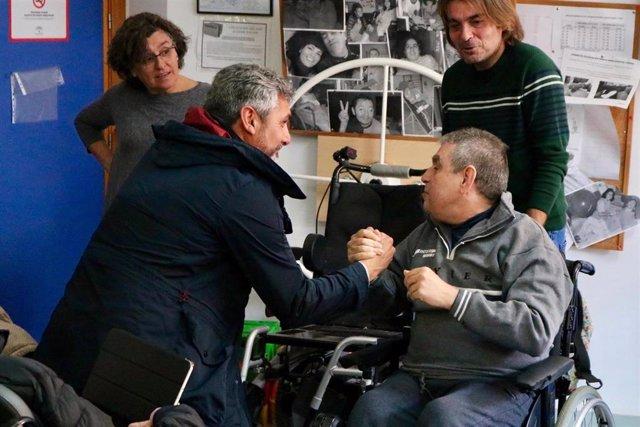 """Huelva.- 28A.- Cortés (PP) asegura que las políticas de discapacidad están """"en l"""