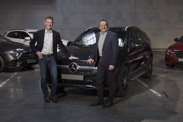 Economía/Motor.- Mercedes-Benz fabricará el GLC en Sindelfingen (Alemania) a par